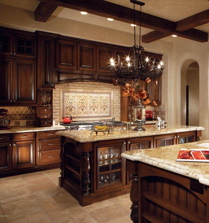 World Kitchen: Old World Kitchens, Kitchen Interior