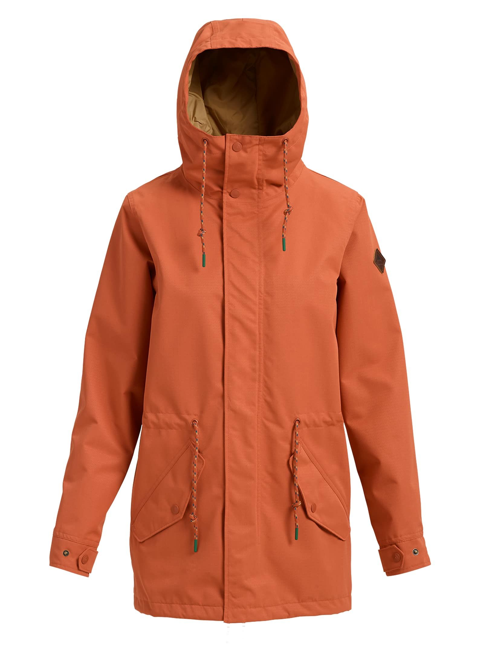 d45d48acc9f Women's Burton Sadie Rain Jacket in 2019 | Products | Raincoats for ...