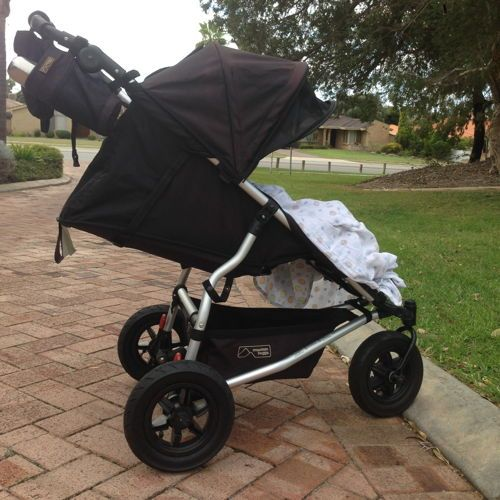 Double Pram Hire Perth Mountain Buggy Swift Mountain Buggy Swift Baby