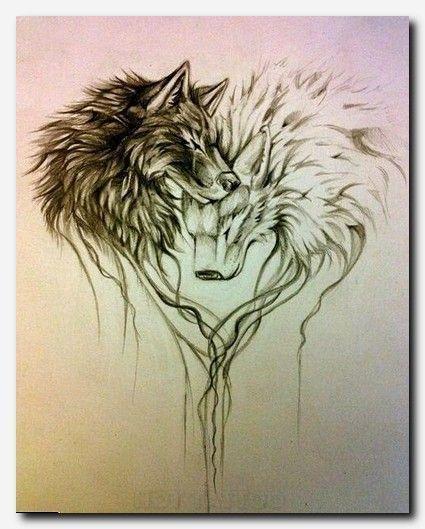 Photo of #wolftattoo # tatouages de fleurs de tatouage pour les femmes, petits tatouages chauds pour les gars, rosé …