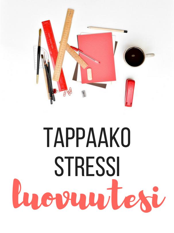 Stressi ja luovuus