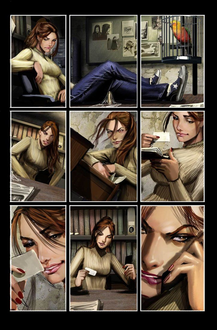 top cow stuff witchblade 3 by nebezial