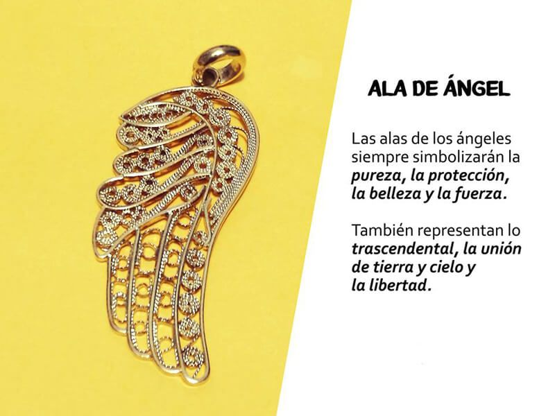 Infografía Ala De ángel Alexandra Temple Alas De ángel Alas Joyas