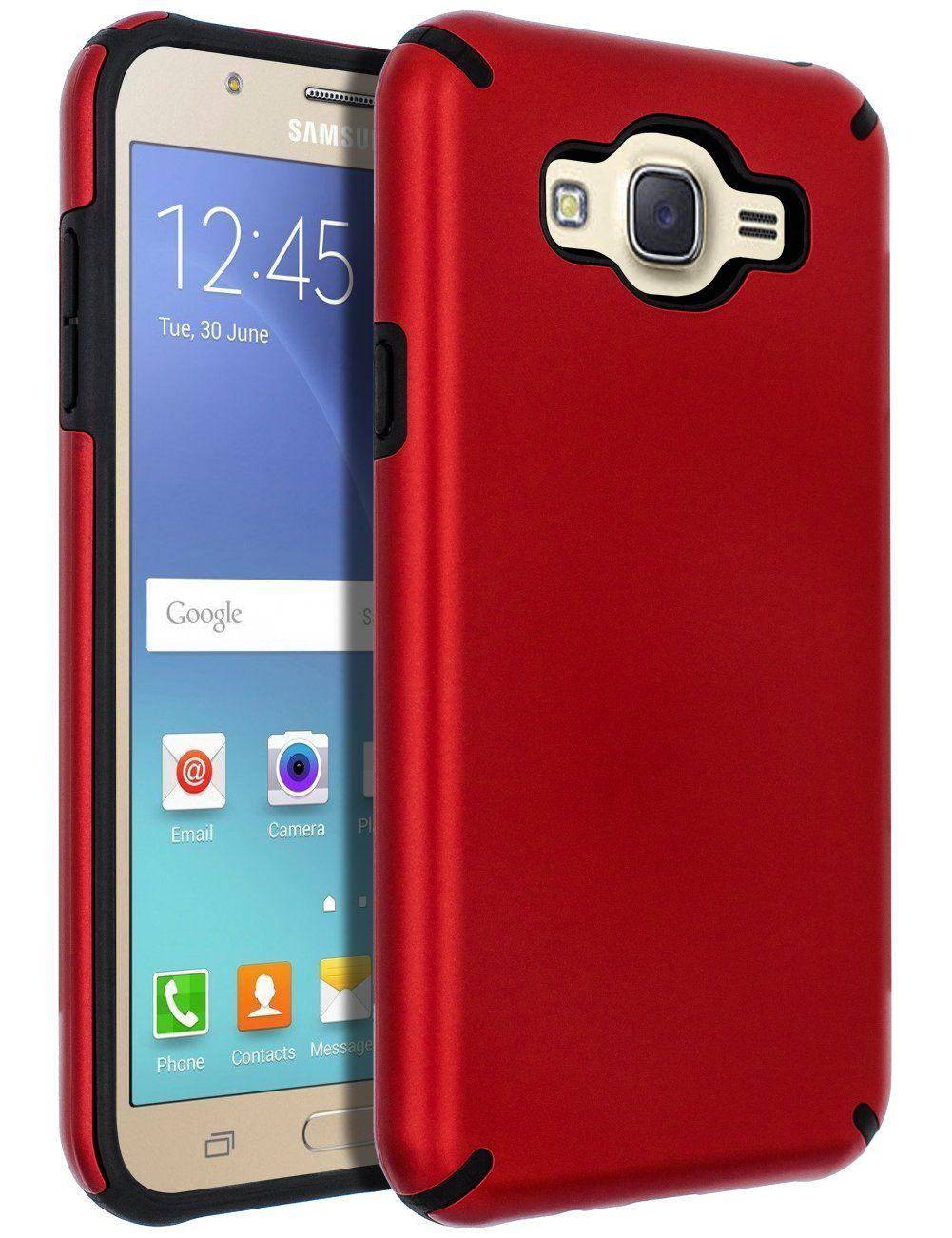 timeless design f4abe 4c333 Amazon.com: Galaxy J7 (2015) Case,Galaxy J7 Case,SENON Slim-fit ...