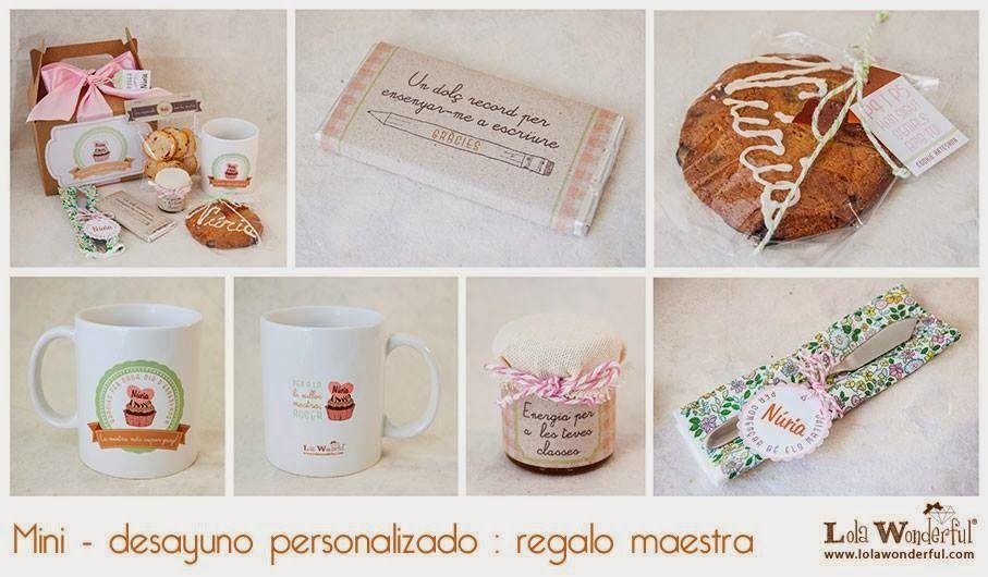 Lola WonderfulBlog Desayunos personalizados regala sonrisas