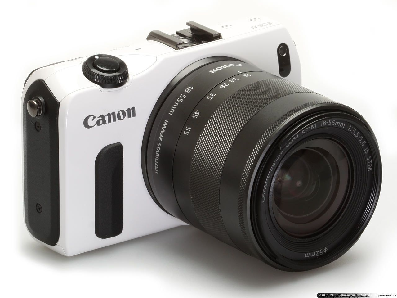 Canon EOS M hands-on preview: Digital Photography Review | Cameras ...