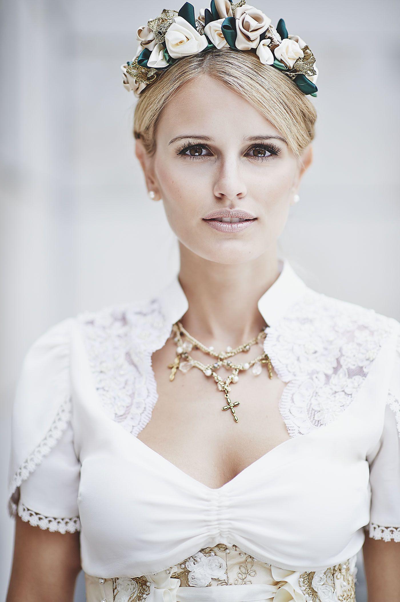 Tian van Tastique, dirndl-couture aus München, Brautkleid ...