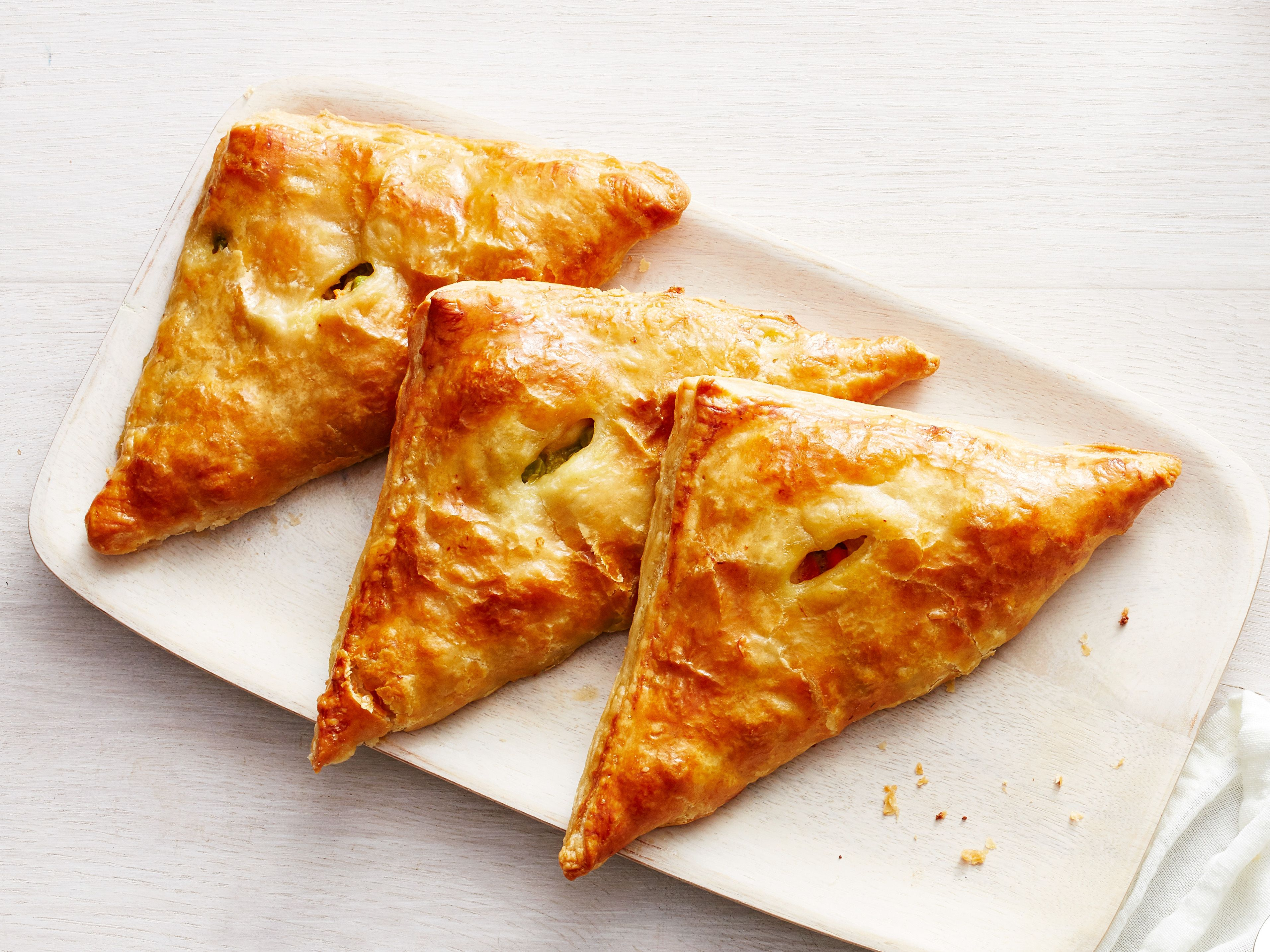 Chicken potpie turnovers recipe chicken potpie food and recipes chicken potpie turnovers forumfinder Gallery