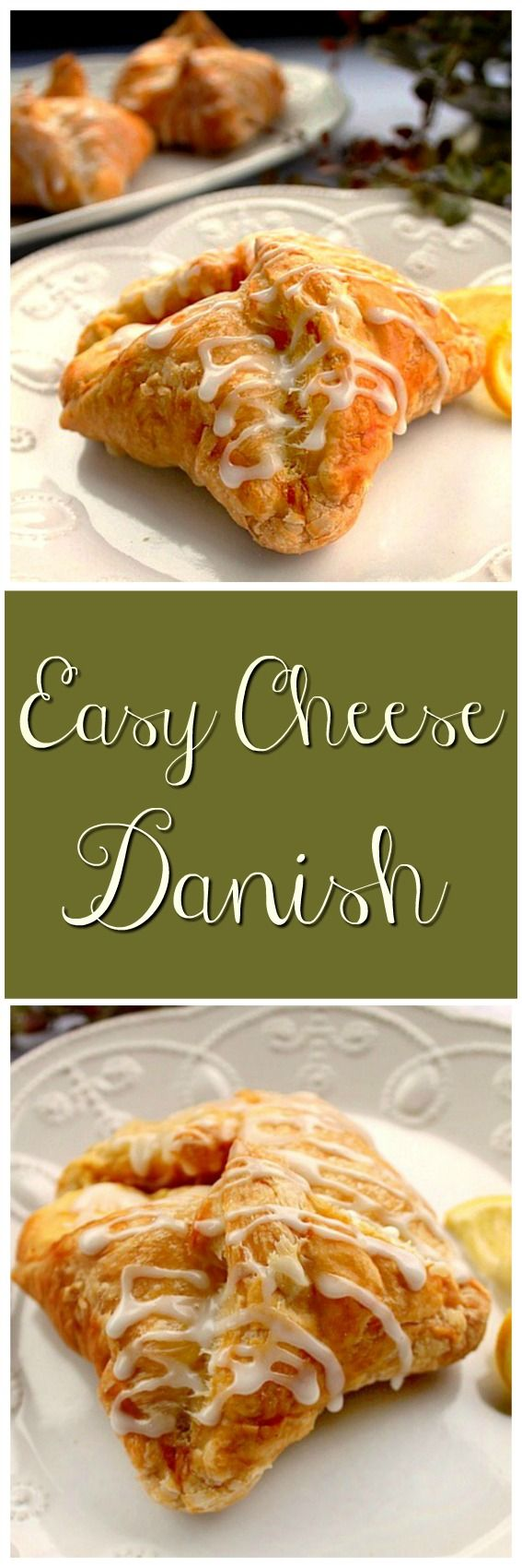 This Ina Garten S Easy Cheese Danish Is Made Simply And