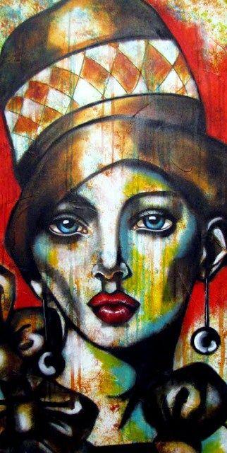 Isabelle Sauvineau- Pop Art painter
