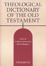 theological dictionary of the old testament - Google Search