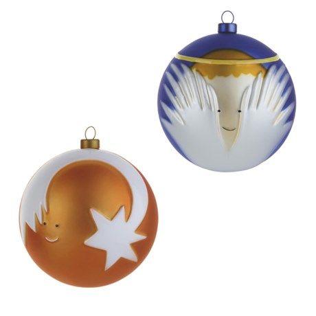 Bildresultat för nya moderna julgranskulor