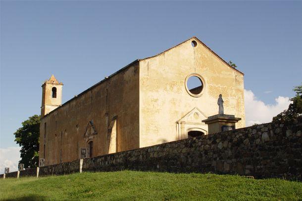 Resultado de imagen para ruinas de las misiones  en guayana