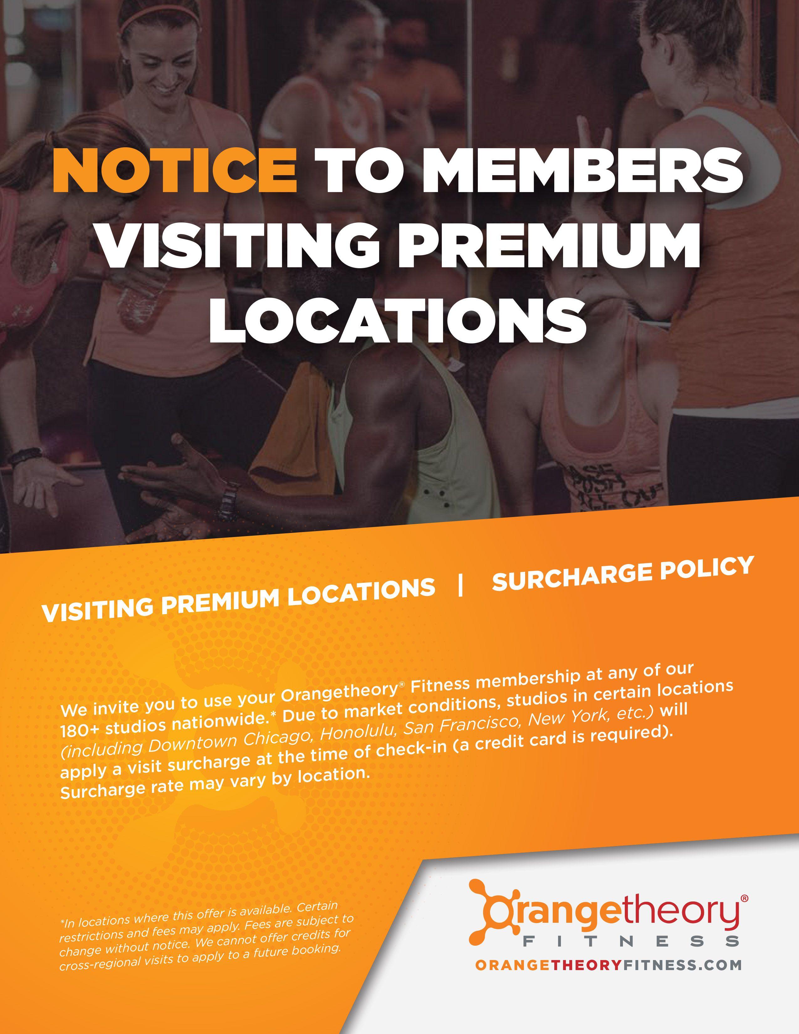Orangetheory Fitness Memberships Orange Theory Workout Fitness Membership Fitness Class