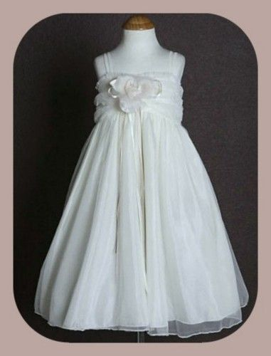My Flower Girl Dress