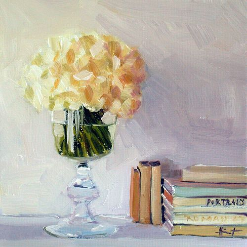 LIZA HIRST  Flowers for the New Year