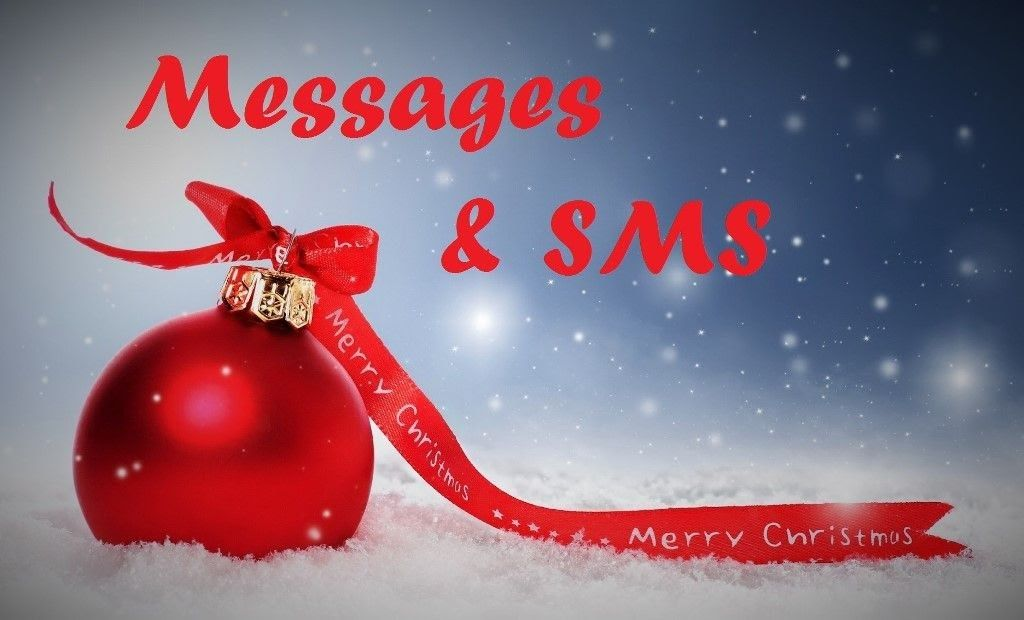 Vœux De Noël Sms Textes Originaux
