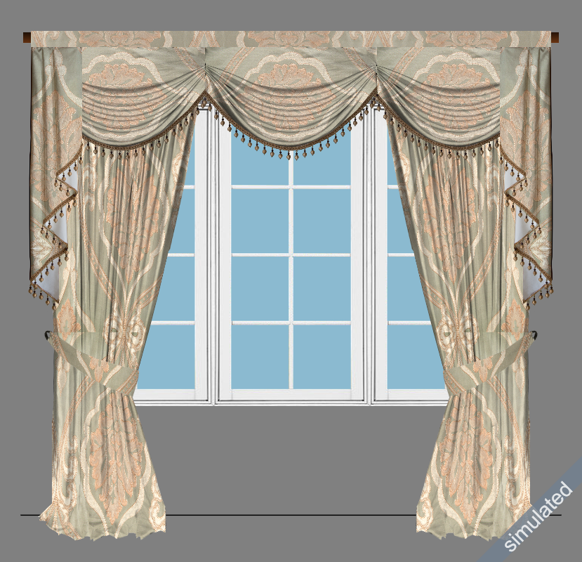 Pin By Naeem Saylani On Curtains Installing Curtain Rods