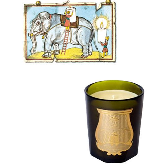 Trudon - Bougie parfumée Chandernagor