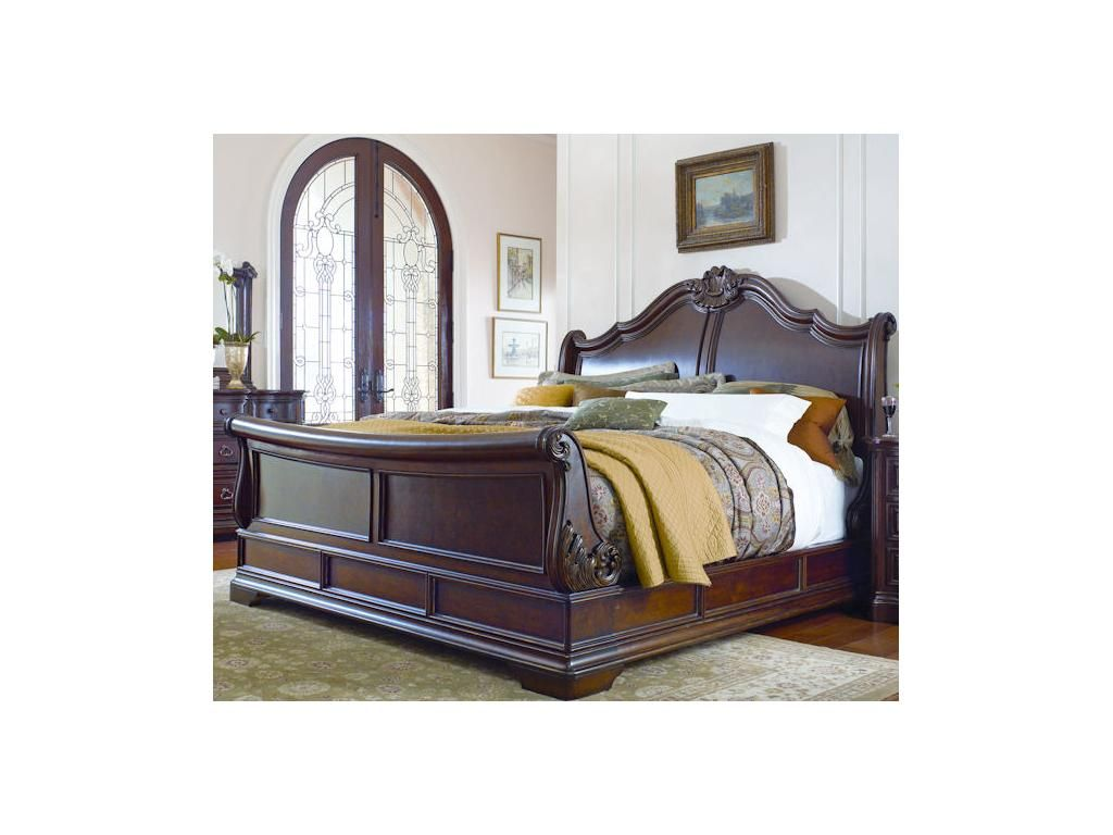 Universal Furniture Bedroom Sleigh Footboard 6/6 50976F - Woodley\'s ...