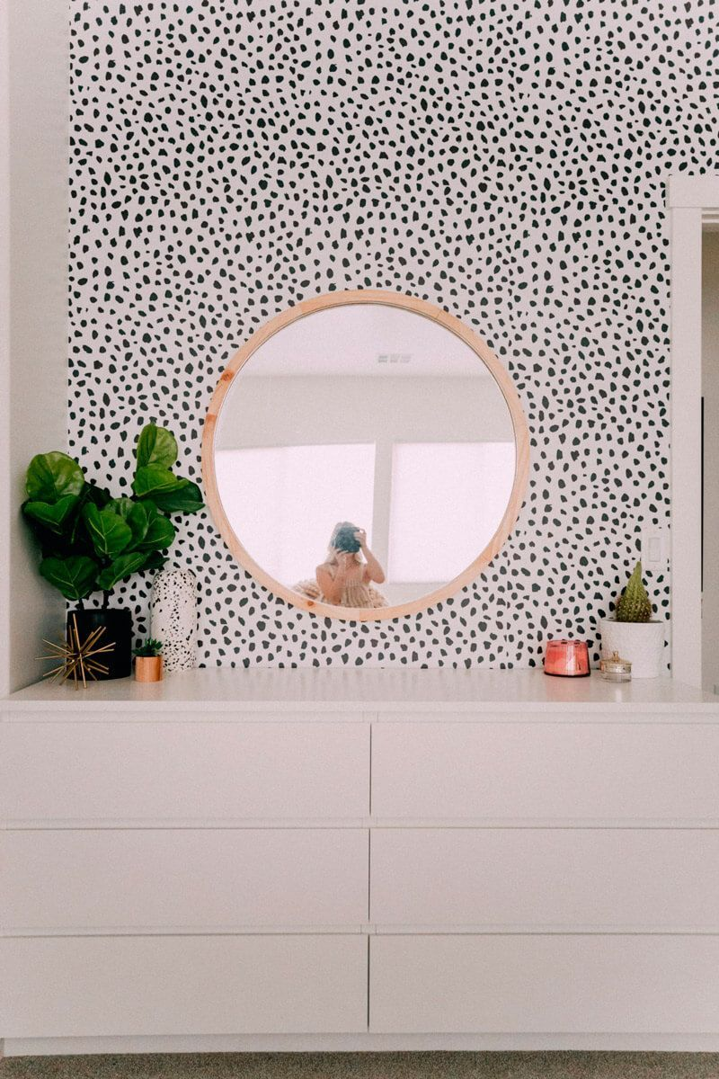 How to decorate walls without pictures in 2020 | Aesthetic ... on Room Decor Paredes Aesthetic id=31784