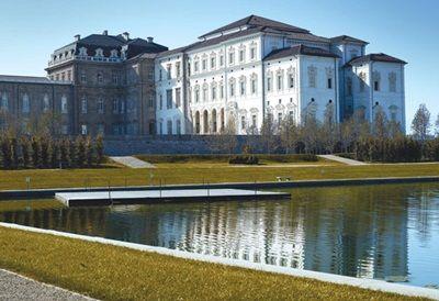 Venaria Reale Italia, Palazzi e Splendidi giardini