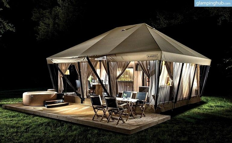 Luxury Gl&ing Manufacturer & Luxury Glamping Manufacturer | Treehouse | Pinterest | Treehouse ...