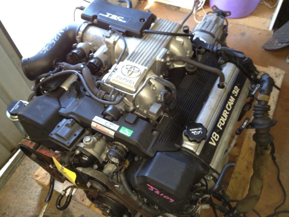 1UZ-FE LEXUS V8 | Supra | Toyota, Toyota hilux, Mini trucks