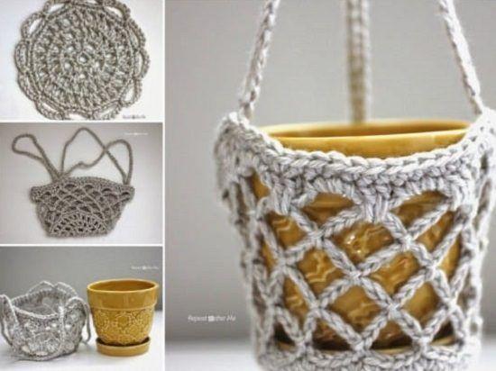 18 gratuit mod les de bricolage crochet cintre diy pinterest. Black Bedroom Furniture Sets. Home Design Ideas