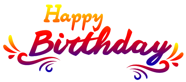 Png Happy Birthday Designs