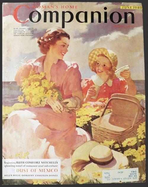 Modern Priscilla 1916-02   Nostalgic art, Mini magazine