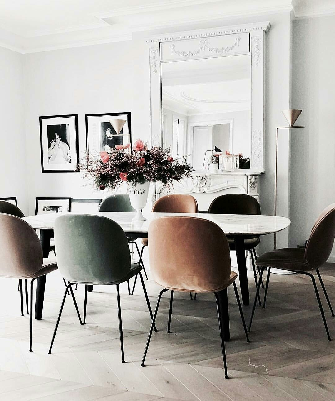 Rooms To Go Dining Sets: Scandinavian Dining Room