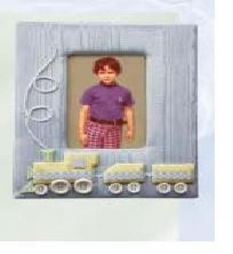 Choo choo train personalized baby picture frame httpwww choo choo train personalized baby picture frame http247babygifts negle Gallery