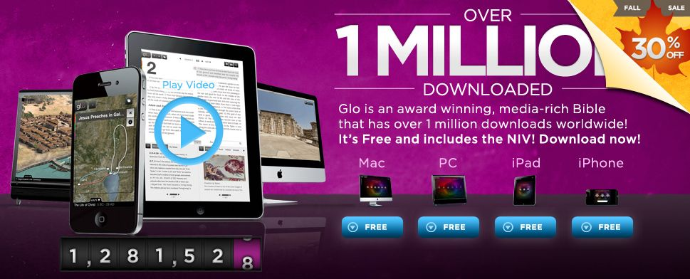 AMAZING. Glo Bible Download for free to your PC, Mac