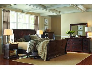 Captivating Shop For Aspenhome Queen Sleigh Bed Headboard, And Other Bedroom Beds At Furniture  Plus Inc. In Mesa, AZ. 6 Inches Between Floor And Bottom Of Rails.