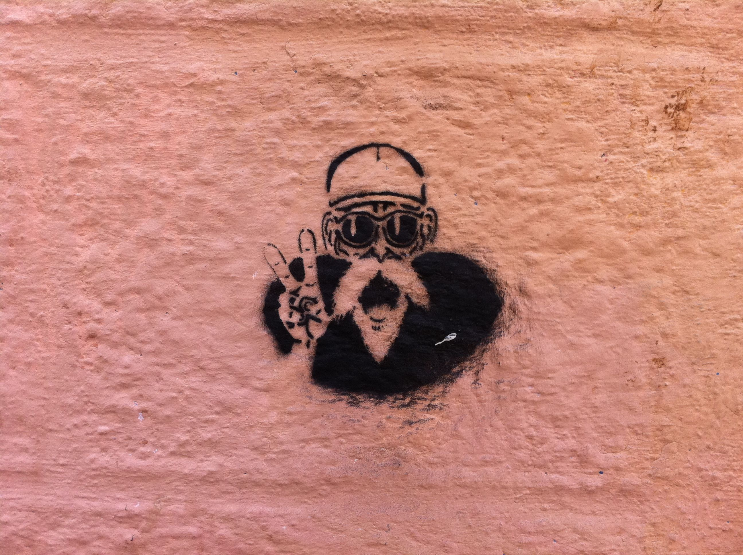 Some Street Art From Mallorca (Palma)