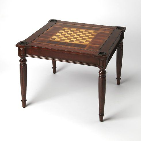 36 Mcnally Chess Backgammon Table Multi Game Table Table