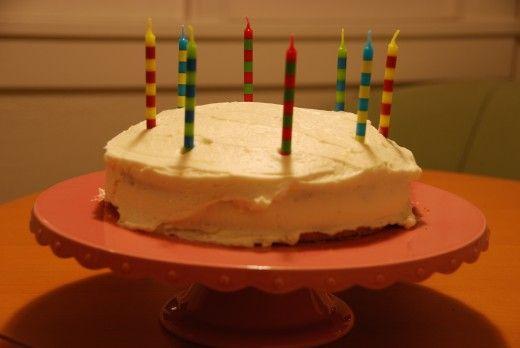 Best Cake Recipes Lemon: Best 25+ Lemon Birthday Cakes Ideas On Pinterest