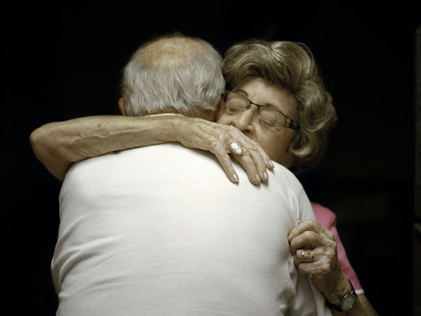 This Is True Love Lasting Love Elderly Couples Crazy Love
