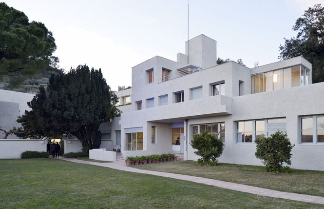 villa noailles 2 hy res robert mallet stevens extra home en 2018 pinterest villa. Black Bedroom Furniture Sets. Home Design Ideas