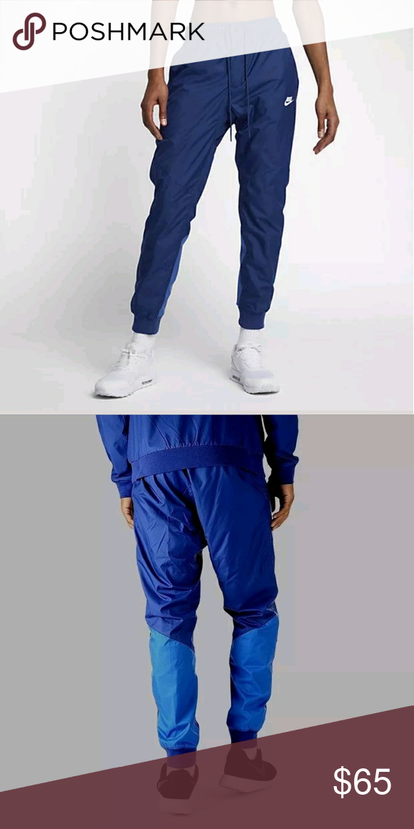 another chance premium selection look for Mens nike windrunner cuffed pants joggers nwt in 2018 | My ...