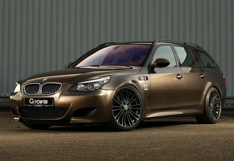 2011 BMW M5 Touring G-Power Hurricane RS | luxury cars (tuning ...