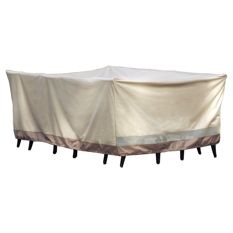 Sure Fit Patio Armor Oversized Multipurpose Table Cover 40293