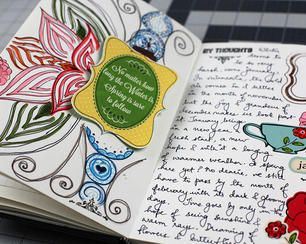Scrapbook Ideas & Journaling Inspirations - Make Scrapbook Today!