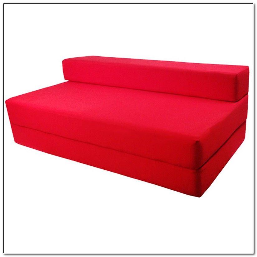 Fold Out Foam Sleeper Sofa