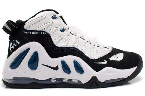 Pics For > Scottie Pippen Shoes Uptempo
