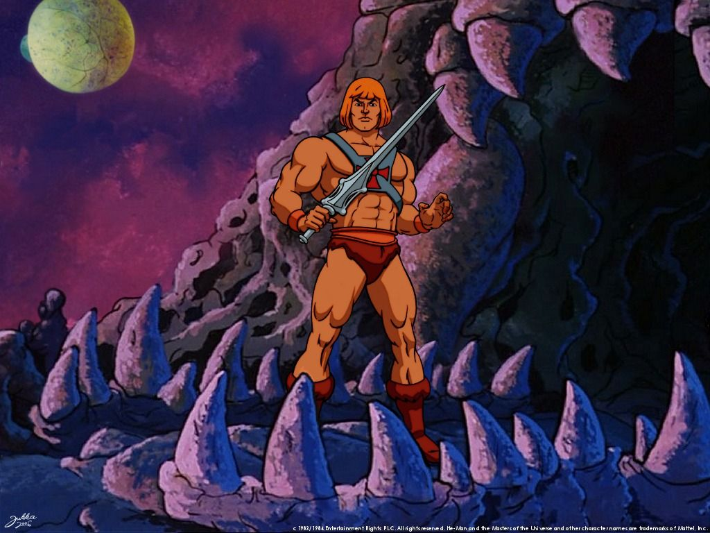 Heman And The Masters Of The Universe Hd Wallpapers Man Wallpaper Cartoon Masters Of The Universe