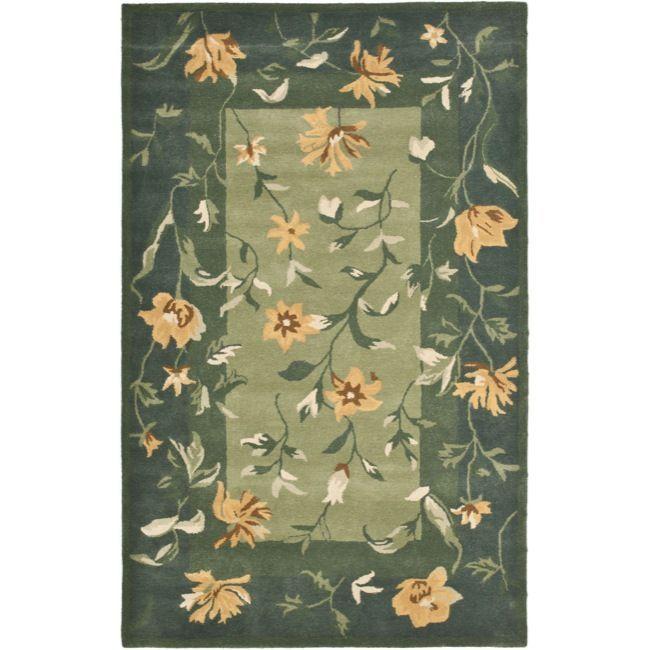 Safavieh Handmade Botanical Gardens Wool Rug