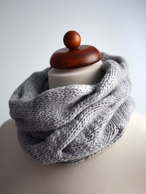Burberry Inspired Cowl Neck Scarf Pattern By Julianne Smith Knit