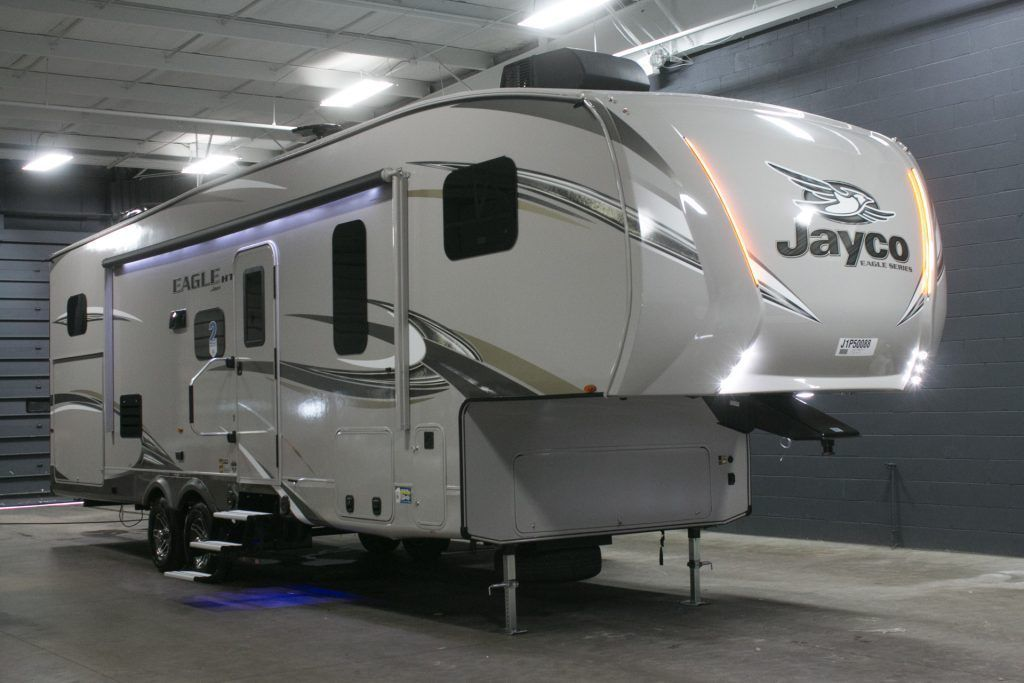 Details About 2010 Jayco 5th Wheel Rv Recreational Vehicles